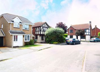 Thumbnail 5 bedroom detached house for sale in Hawkins Way, Hailsham