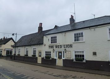 Thumbnail Pub/bar for sale in High Street, Overton