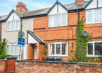 Thumbnail 3 bed terraced house for sale in Leicester Road, Dinnington, Sheffield