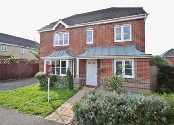 Thumbnail 4 bedroom detached house for sale in Wiltshire Crescent, Worting, Basingstoke