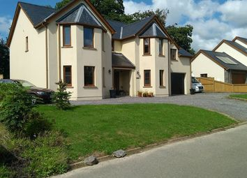 Thumbnail 5 bed detached house for sale in Cadwallader Court, Tenby