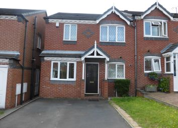 Thumbnail 3 bed semi-detached house to rent in Harrier Road, Acocks Green, Birmingham