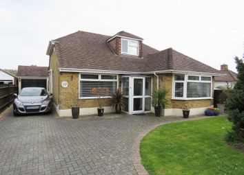 Thumbnail 3 bed detached house for sale in Mengham Avenue, Hayling Island