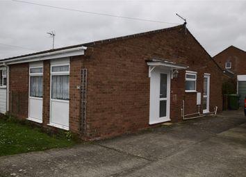 Thumbnail 2 bedroom semi-detached bungalow to rent in Blenheim Drive, Bredon, Tewkesbury, Gloucestershire