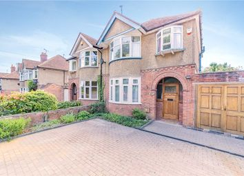 Thumbnail 3 bed semi-detached house for sale in Honey End Lane, Reading, Berkshire