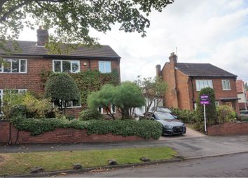 Thumbnail 3 bed semi-detached house for sale in Mount Crescent, Wakefield