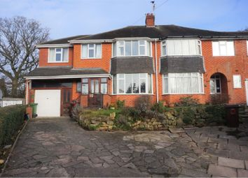 5 bed semi-detached house for sale in Bradbury Road, Solihull B92