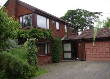 Thumbnail 4 bedroom detached house to rent in Sharoe Green Park, Fulwood, Preston