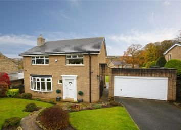 Thumbnail 4 bed detached house for sale in Crodingley, Thongsbridge, Holmfirth