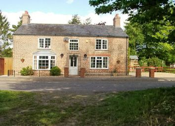 Thumbnail 4 bed detached house for sale in Rectory Road, Tydd St Mary