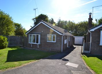 Thumbnail 3 bed detached bungalow for sale in Greenacre Road, Upton, Pontefract