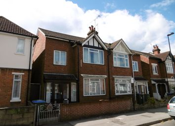 Thumbnail 4 bed semi-detached house to rent in Wilton Avenue, Polygon, Southampton