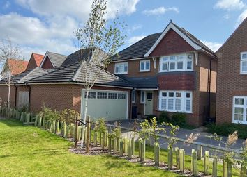 Thumbnail 4 bed detached house to rent in Miller Road, Clifton Moor, York, North Yorkshire