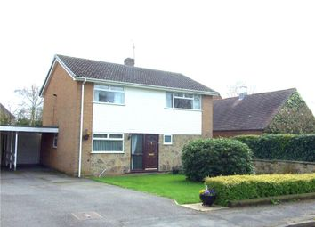 Thumbnail 4 bedroom detached house for sale in Lens Road, Allestree, Derby