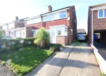 Thumbnail 3 bed semi-detached house to rent in Carlbury Avenue, Acklam, Middlesbrough