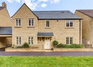 Thumbnail 5 bedroom detached house for sale in Summers Way, Moreton In Marsh, Gloucestershire
