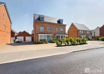 Thumbnail 4 bed semi-detached house for sale in Newport Road, Brooklands