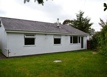 Thumbnail 3 bed bungalow for sale in 1 Llwyn Gwalch, Morfa Nefyn