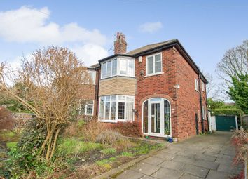 Thumbnail 3 bed semi-detached house for sale in Church Gardens, Leeds