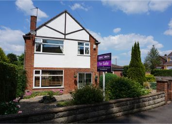 Thumbnail 3 bed detached house for sale in Church Lane, Leamington Spa