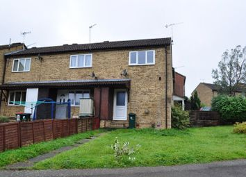 Thumbnail 1 bedroom end terrace house to rent in Hedgeside, Crawley