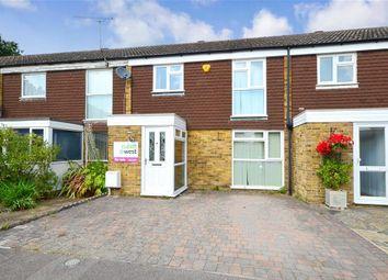 Thumbnail 3 bed terraced house for sale in Thelton Avenue, Broadbridge Heath, Horsham, West Sussex