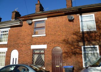 Thumbnail 2 bed terraced house to rent in Britannia Street, Leek, Staffs