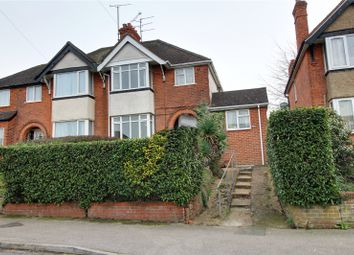 Thumbnail 4 bed semi-detached house for sale in Culver Lane, Earley, Reading, Berkshire