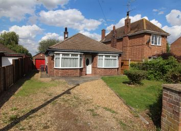 Thumbnail 3 bedroom detached bungalow for sale in Hodney Road, Eye, Peterborough