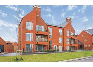 Thumbnail 2 bed flat for sale in Roman Drive, Winchester