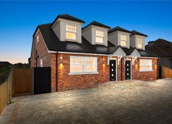 Thumbnail 4 bed semi-detached house for sale in Homeway, Romford