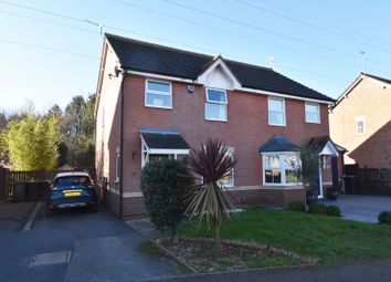 Thumbnail 3 bedroom semi-detached house for sale in Lonsdale Drive, Toton, Nottingham