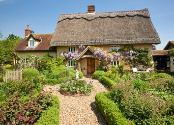 Thumbnail 4 bed cottage for sale in St. Nicholas South Elmham, Harleston
