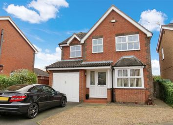 Thumbnail 4 bed detached house for sale in Winchester Way, Sleaford