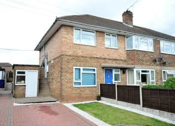Thumbnail 2 bed flat for sale in St James Road, Barton Under Needwood, Burton-On-Trent