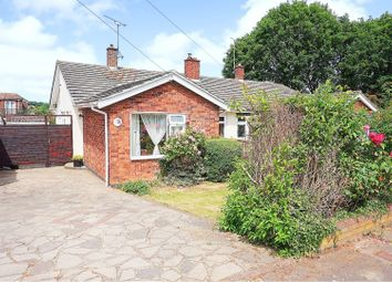 Springfield, Hadleigh SS7. 3 bed semi-detached bungalow