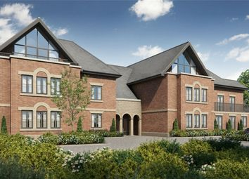 Thumbnail 2 bed flat for sale in The Gables, 110 Bush Hill, Winchmore Hill, London