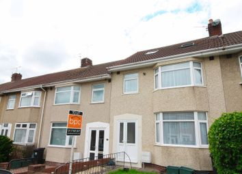 Thumbnail 3 bedroom terraced house to rent in Hillside Avenue, Kingswood, Bristol