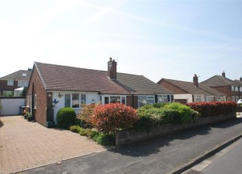 Thumbnail 2 bed bungalow for sale in Selworthy Drive, Thelwall, Warrington