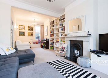 Thumbnail 4 bed flat to rent in Sumatra Road, West Hampstead, London