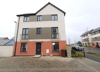 Thumbnail 4 bedroom end terrace house for sale in Linhay Lane, Plymouth, Devon
