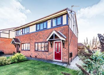 Thumbnail 3 bed semi-detached house for sale in Camberwell Drive, Ashton Under Lyne, Tameside, Greater Manchester