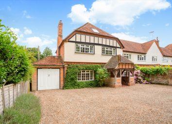 Fox's Lane, Kingsclere, Newbury, Hampshire RG20. 4 bed cottage