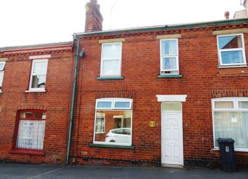 Thumbnail 3 bed terraced house for sale in Walmer Street, Lincoln
