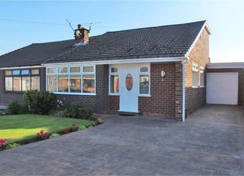 Thumbnail 4 bed semi-detached bungalow for sale in Bakewell Road, Burtonwood, Warrington, Cheshire