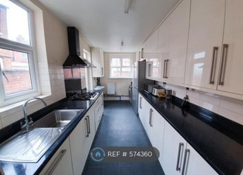 Thumbnail 4 bed terraced house to rent in Welland Street, Leicester