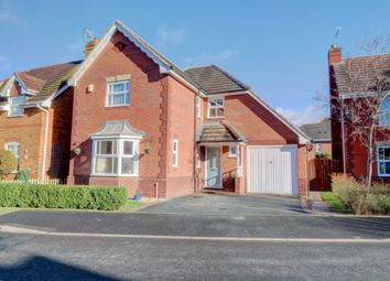 Thumbnail 4 bed detached house for sale in Wirlpiece Avenue, Lyppard Habington, Worcester