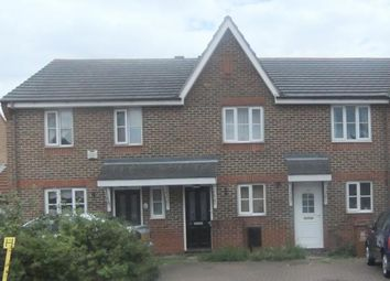 Thumbnail 2 bed terraced house to rent in Turnbury Close, North Thamesmead