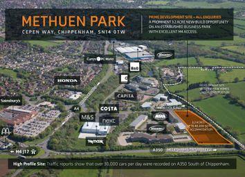 Methuen Park, Chippenham SN14. Industrial