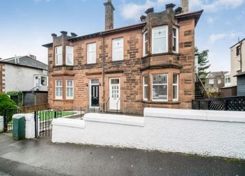 Thumbnail 1 bed flat for sale in St. Ronans Drive, Rutherglen, Glasgow, South Lanarkshire